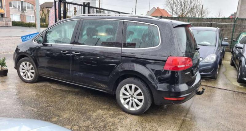 Volkswagen Sharan XÉNON Toit Panorm cuir Euro 5b Noir occasion à Waregem