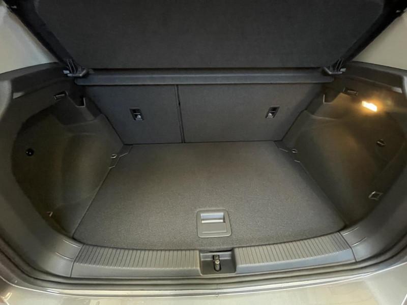 Volkswagen T-cross 1.0 TSI  110 CH DSG 7  Lounge + OPTIONS Gris occasion à Labège - photo n°12