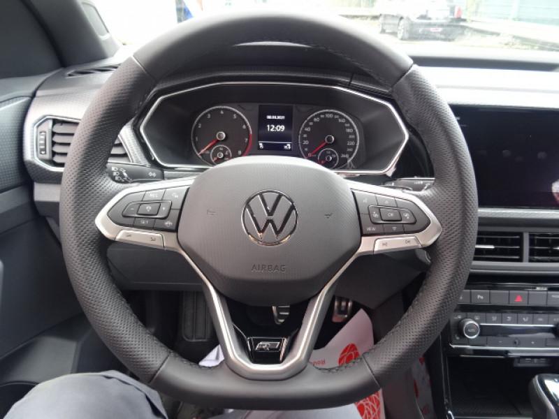 Volkswagen T-cross 1.0 TSI - 110 - Start&Stop - BV DSG 7  R-Line Gris occasion à Mérignac - photo n°18