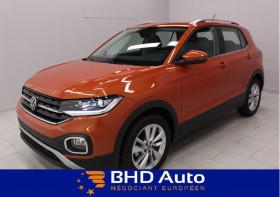 Volkswagen T-cross Orange, garage BHD AUTO à Biganos