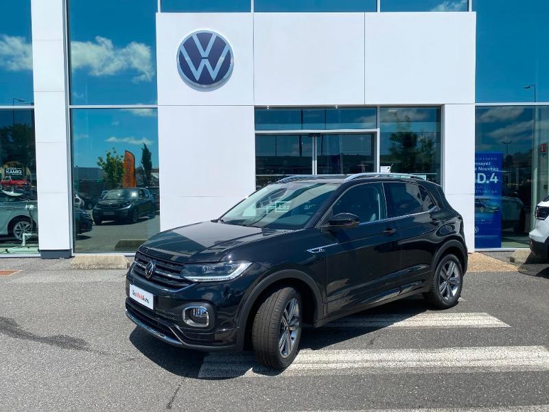 Volkswagen T-cross 1.0 TSI 110ch R-Line Noir occasion à Onet-le-Château