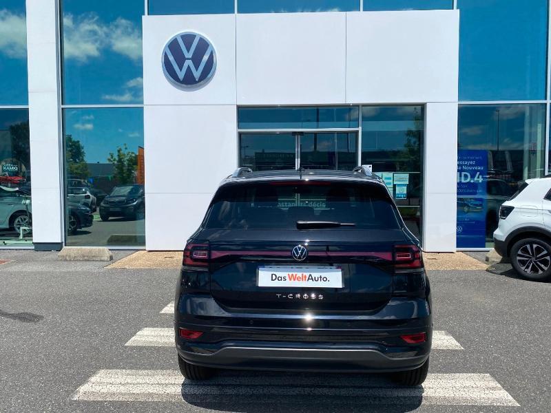 Volkswagen T-cross 1.0 TSI 110ch R-Line Noir occasion à Onet-le-Château - photo n°5