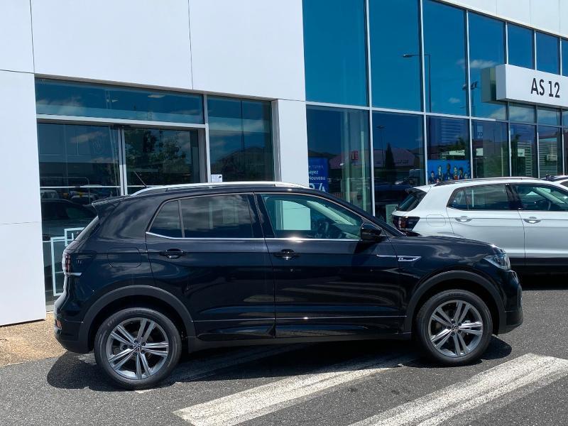 Volkswagen T-cross 1.0 TSI 110ch R-Line Noir occasion à Onet-le-Château - photo n°6