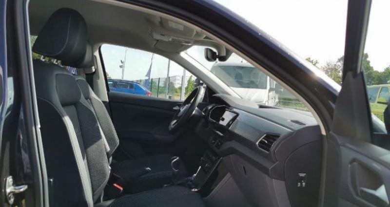 Volkswagen T-cross 1.0 TSI 115ch Carat Noir occasion à La Rochelle - photo n°7