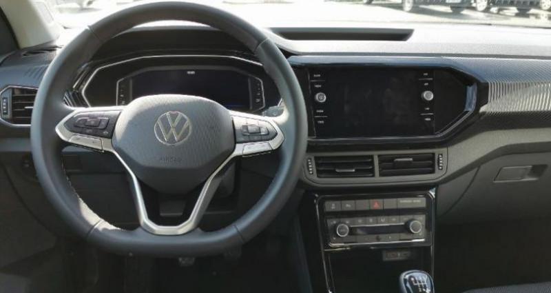 Volkswagen T-cross 1.0 TSI 115ch Carat Noir occasion à La Rochelle - photo n°6
