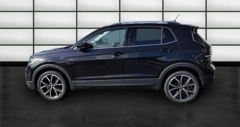 Volkswagen T-cross 1.0 TSI 115ch Carat Noir occasion à La Rochelle - photo n°3