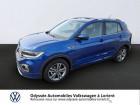 Volkswagen T-cross 1.0 TSI 115ch R-Line DSG7 Bleu à Lanester 56