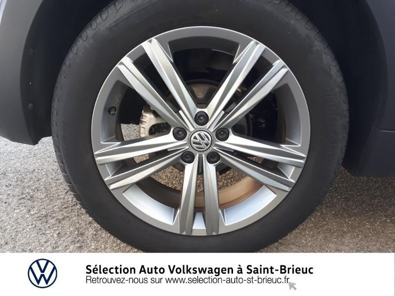 Volkswagen T-cross 1.0 TSI 115ch R-Line DSG7 Blanc occasion à Saint Brieuc - photo n°16