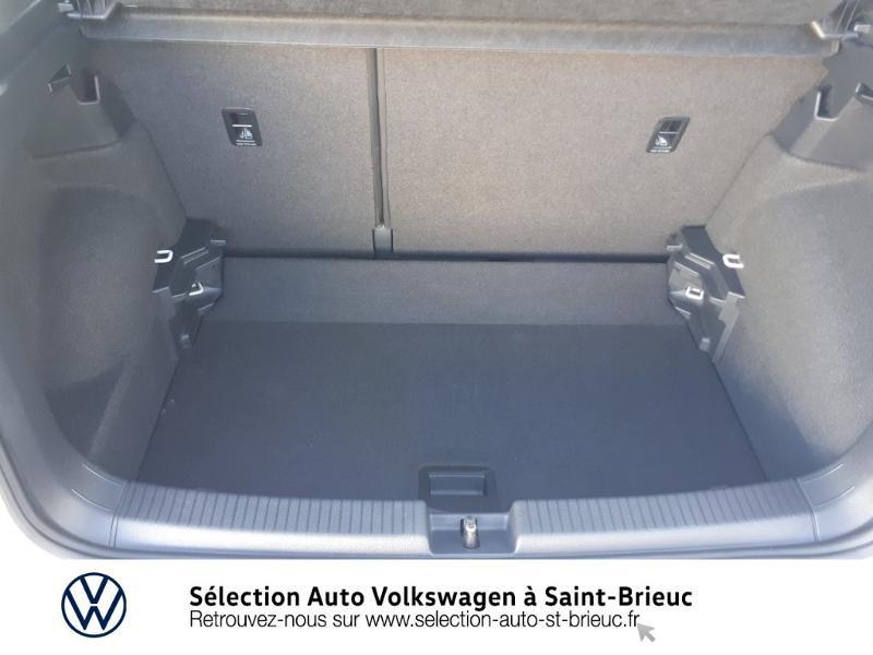 Volkswagen T-cross 1.0 TSI 115ch R-Line DSG7 Blanc occasion à Saint Brieuc - photo n°12