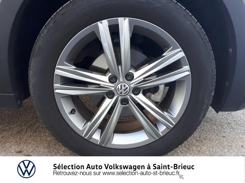 Volkswagen T-cross 1.0 TSI 115ch R-Line DSG7 Blanc occasion à Saint Brieuc - photo n°15
