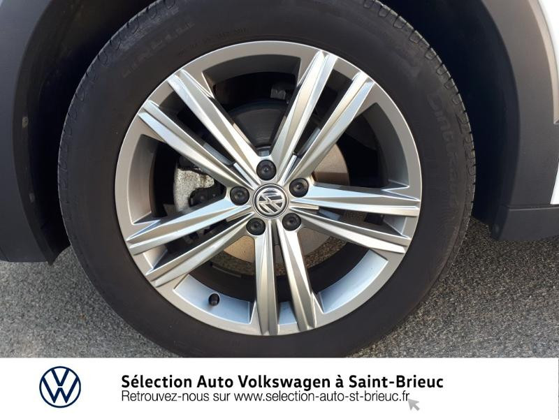 Volkswagen T-cross 1.0 TSI 115ch R-Line DSG7 Blanc occasion à Saint Brieuc - photo n°14