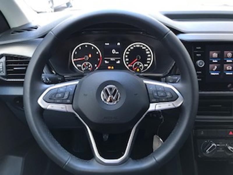 Volkswagen T-cross 1.0 TSI 95ch Lounge Bleu occasion à LESCAR - photo n°11