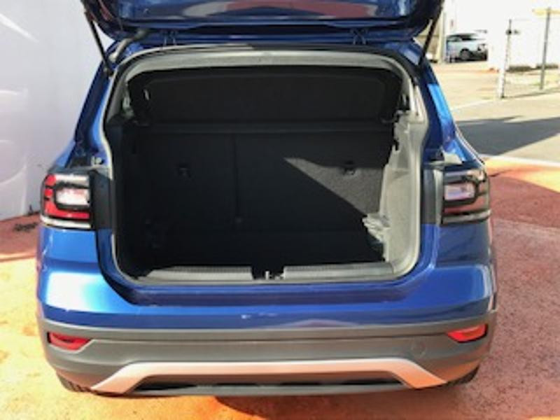 Volkswagen T-cross 1.0 TSI 95ch Lounge Bleu occasion à LESCAR - photo n°19