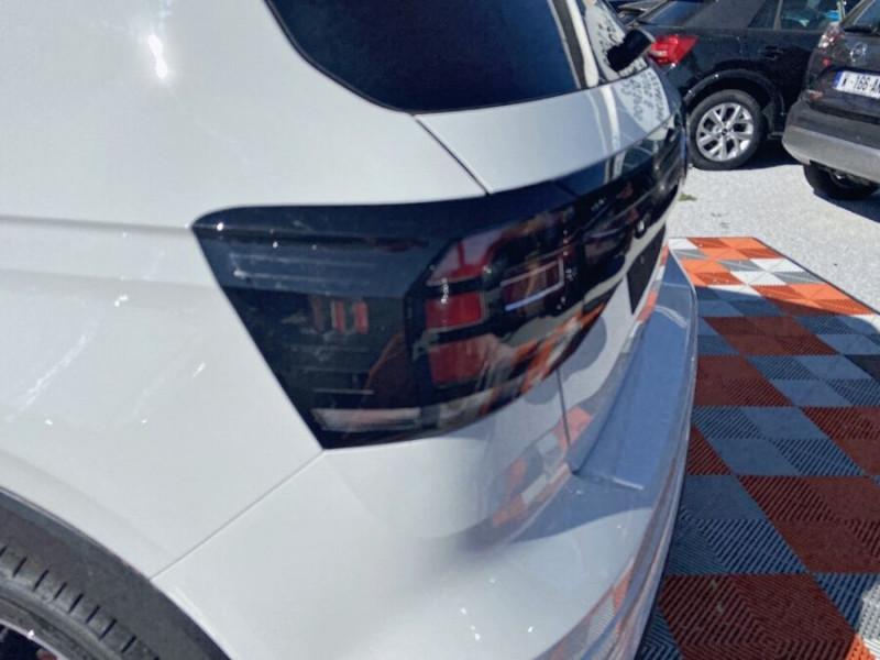Volkswagen T-cross 1.5 TSI 150 DSG7 R-LINE JA 18 GPS Caméra ADML Blanc occasion à Cahors - photo n°17