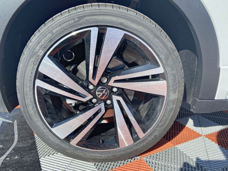 Volkswagen T-cross 1.5 TSI 150 DSG7 R-LINE JA 18 GPS Caméra ADML Blanc occasion à Cahors - photo n°18