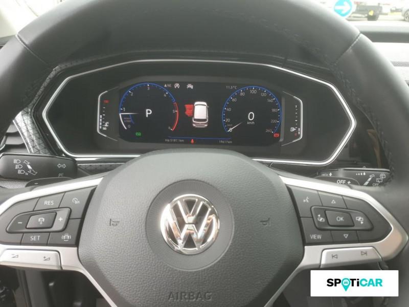 Volkswagen T-cross 1.6 TDI 95 Start/Stop DSG7 Lounge Noir occasion à MILLAU - photo n°14