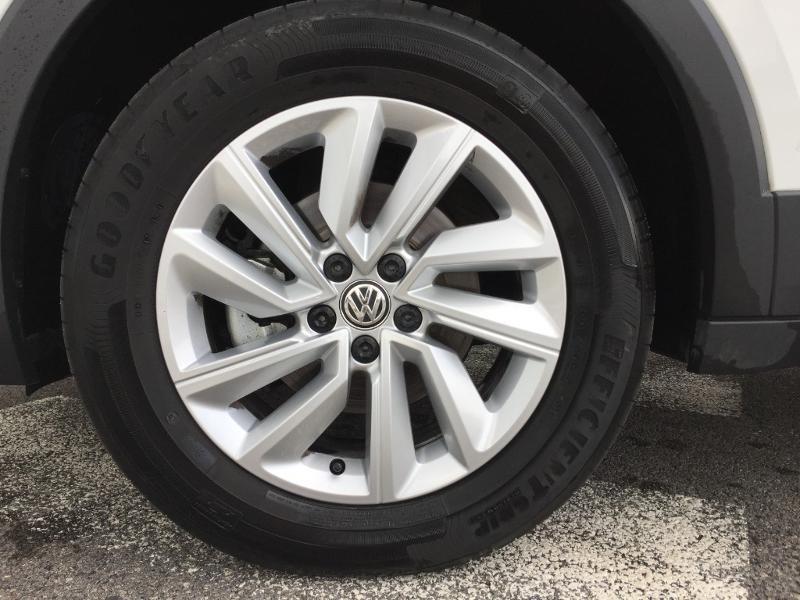 Volkswagen T-cross 1.6 TDI 95ch Lounge Business DSG7 Blanc occasion à Mende - photo n°8