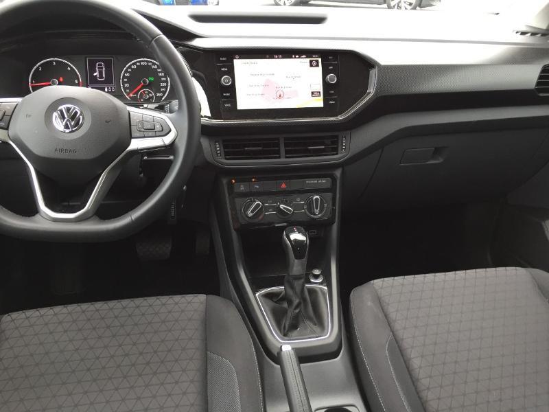 Volkswagen T-cross 1.6 TDI 95ch Lounge Business DSG7 Blanc occasion à Mende - photo n°6