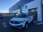Volkswagen T-cross 1.6 TDI 95ch Lounge Business Blanc à Mende 48