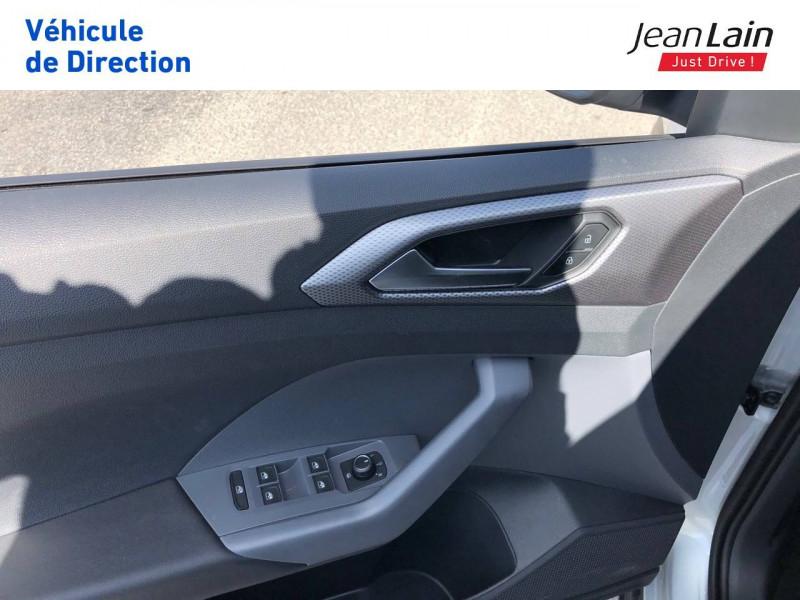 Volkswagen T-cross T-Cross 1.0 TSI 110 Start/Stop BVM6 Active 5p Argent occasion à Grésy-sur-Aix - photo n°19