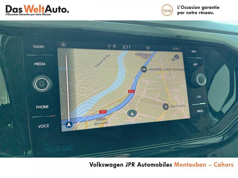 Volkswagen T-cross T-Cross 1.0 TSI 110 Start/Stop BVM6 Carat 5p  occasion à Cahors - photo n°8