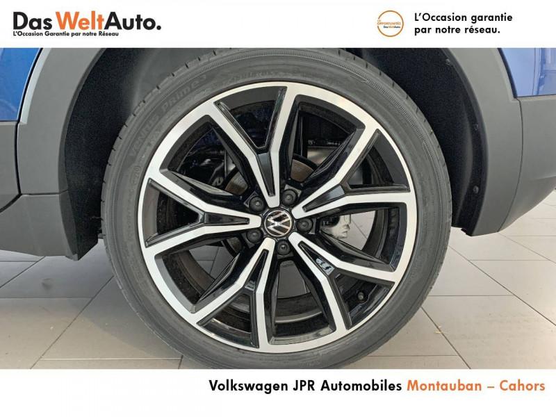 Volkswagen T-cross T-Cross 1.0 TSI 110 Start/Stop BVM6 Carat 5p  occasion à montauban - photo n°9