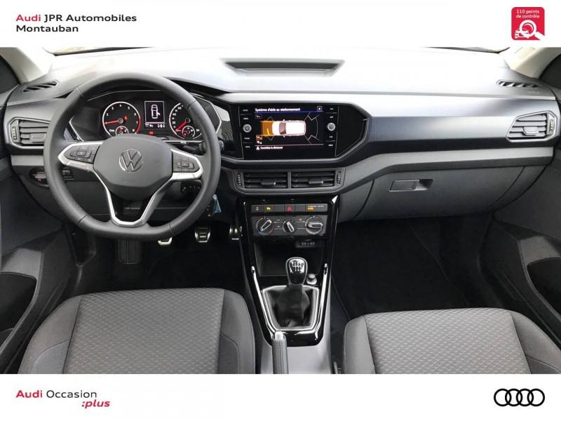 Volkswagen T-cross T-Cross 1.0 TSI 110 Start/Stop BVM6 United 5p  occasion à montauban - photo n°5