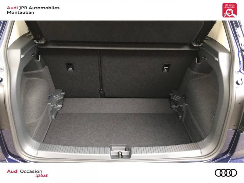 Volkswagen T-cross T-Cross 1.0 TSI 110 Start/Stop BVM6 United 5p  occasion à montauban - photo n°11