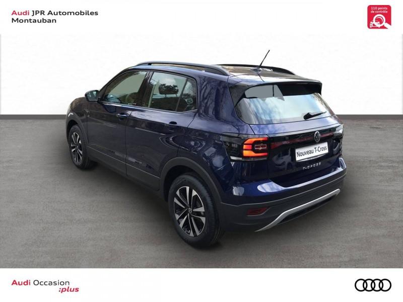 Volkswagen T-cross T-Cross 1.0 TSI 110 Start/Stop BVM6 United 5p  occasion à montauban - photo n°4