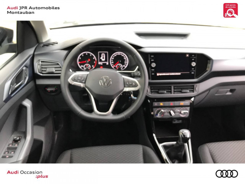 Volkswagen T-cross T-Cross 1.0 TSI 110 Start/Stop BVM6 United 5p  occasion à montauban - photo n°10
