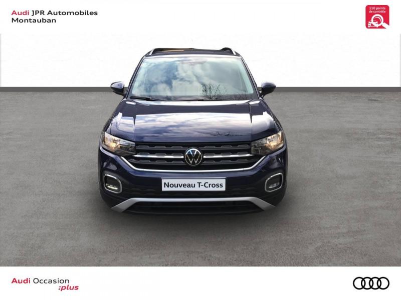 Volkswagen T-cross T-Cross 1.0 TSI 110 Start/Stop BVM6 United 5p  occasion à montauban - photo n°2