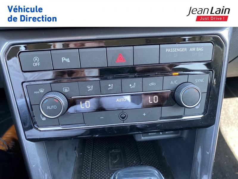 Volkswagen T-cross T-Cross 1.0 TSI 110 Start/Stop DSG7 Carat 5p Gris occasion à La Motte-Servolex - photo n°14