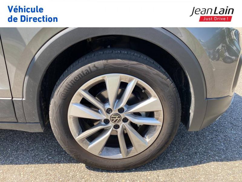 Volkswagen T-cross T-Cross 1.0 TSI 110 Start/Stop DSG7 Carat 5p Gris occasion à La Motte-Servolex - photo n°9