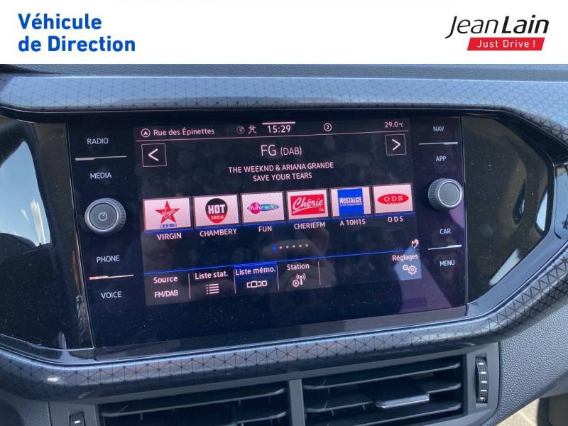 Volkswagen T-cross T-Cross 1.0 TSI 110 Start/Stop DSG7 Carat 5p Gris occasion à La Motte-Servolex - photo n°15