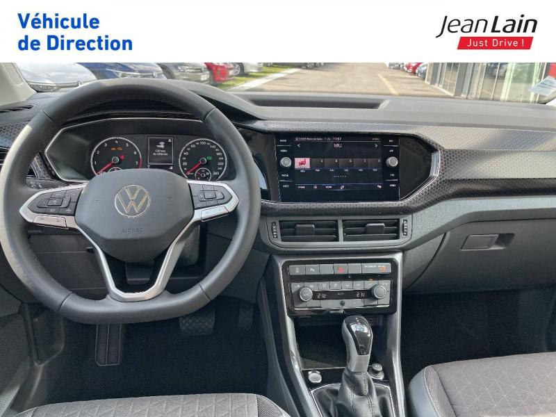 Volkswagen T-cross T-Cross 1.0 TSI 110 Start/Stop DSG7 R-Line 5p Argent occasion à Cessy - photo n°18