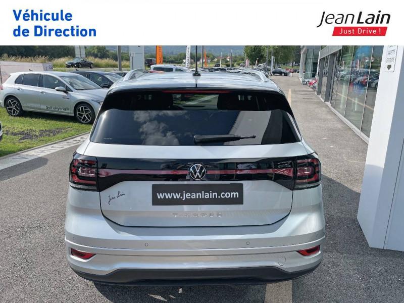 Volkswagen T-cross T-Cross 1.0 TSI 110 Start/Stop DSG7 R-Line 5p Argent occasion à Cessy - photo n°6