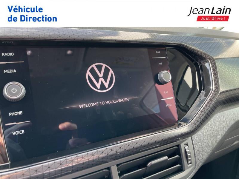 Volkswagen T-cross T-Cross 1.0 TSI 110 Start/Stop DSG7 R-Line 5p Argent occasion à Cessy - photo n°15
