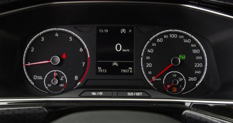 Volkswagen T-cross t cross 1.0 TSI 110 STYLE DSG Noir occasion à Chambourcy - photo n°5