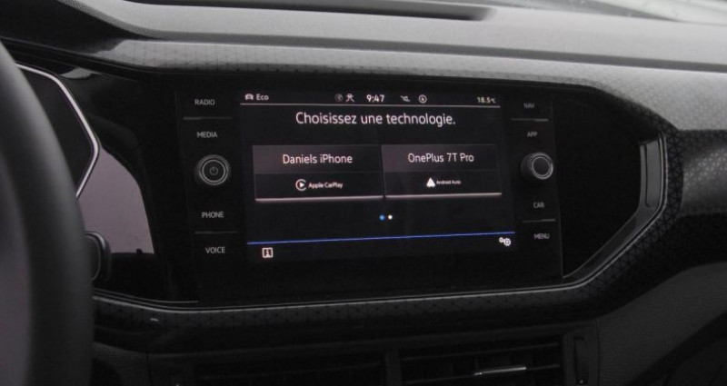 Volkswagen T-cross t cross 1.0 TSI 110 STYLE DSG Gris occasion à Chambourcy - photo n°6