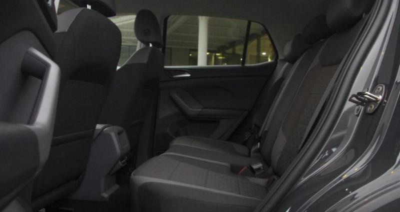 Volkswagen T-cross t cross 1.0 TSI 110 STYLE DSG Gris occasion à Chambourcy - photo n°4