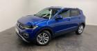 Volkswagen T-cross t cross 1.0 TSI 115 Start/Stop BVM6 CARAT Bleu à AHUY 21