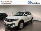 Volkswagen T-cross T-Cross 1.0 TSI 115 Start/Stop DSG7 Lounge 5p Blanc à Seynod 74