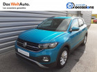 Volkswagen T-cross T-Cross 1.0 TSI 115 Start/Stop DSG7 Lounge 5p Vert à Chatuzange-le-Goubet 26