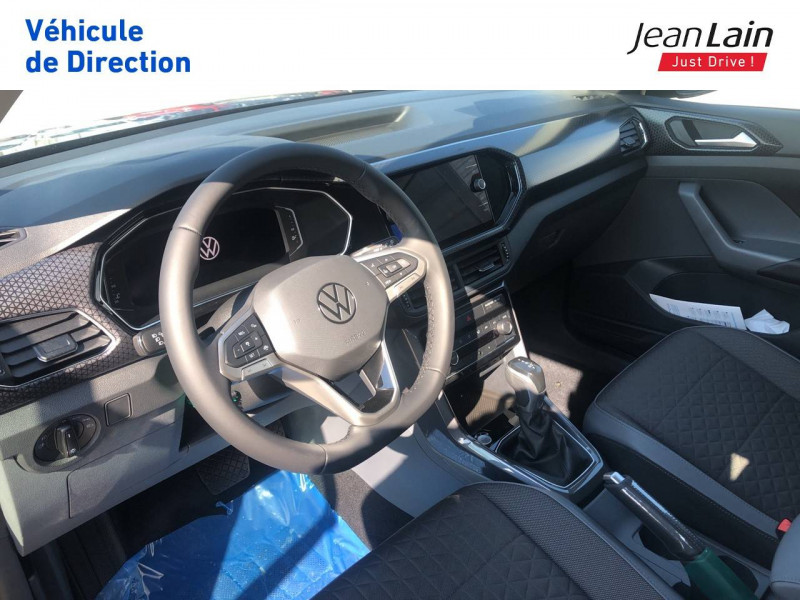Volkswagen T-cross T-Cross 1.0 TSI 115 Start/Stop DSG7 R-Line 5p Bleu occasion à Seynod - photo n°11