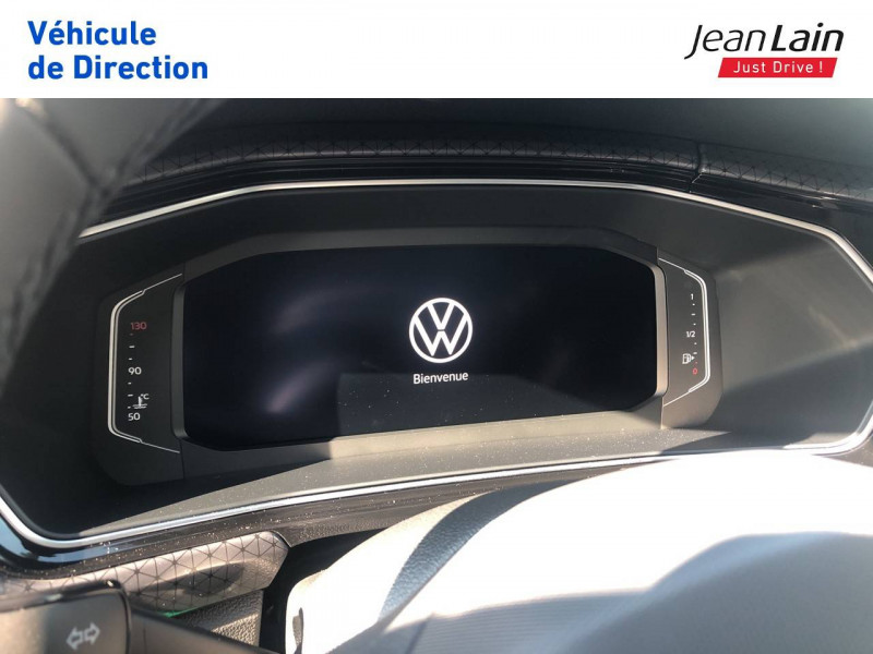 Volkswagen T-cross T-Cross 1.0 TSI 115 Start/Stop DSG7 R-Line 5p Bleu occasion à Seynod - photo n°16