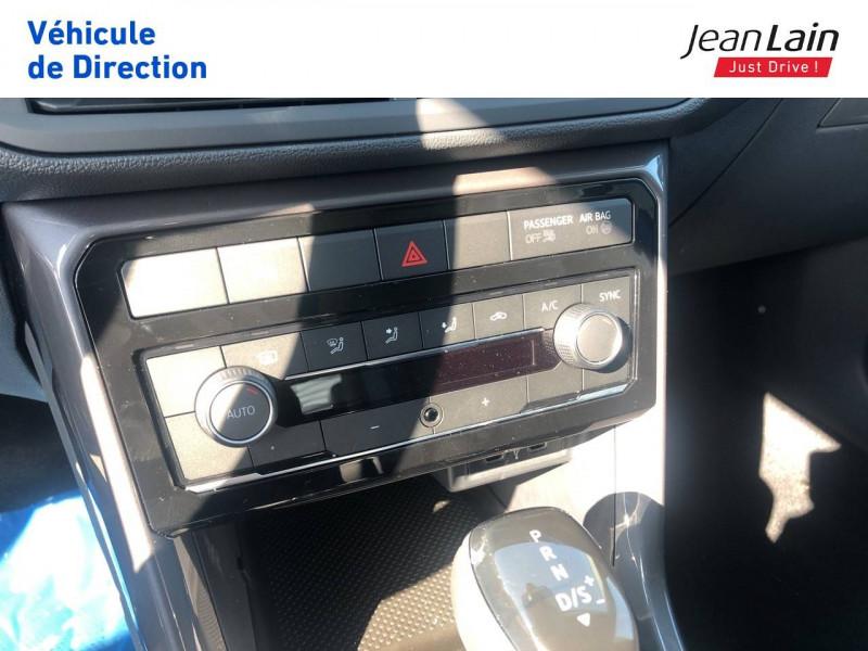 Volkswagen T-cross T-Cross 1.0 TSI 115 Start/Stop DSG7 R-Line 5p Bleu occasion à Seynod - photo n°14