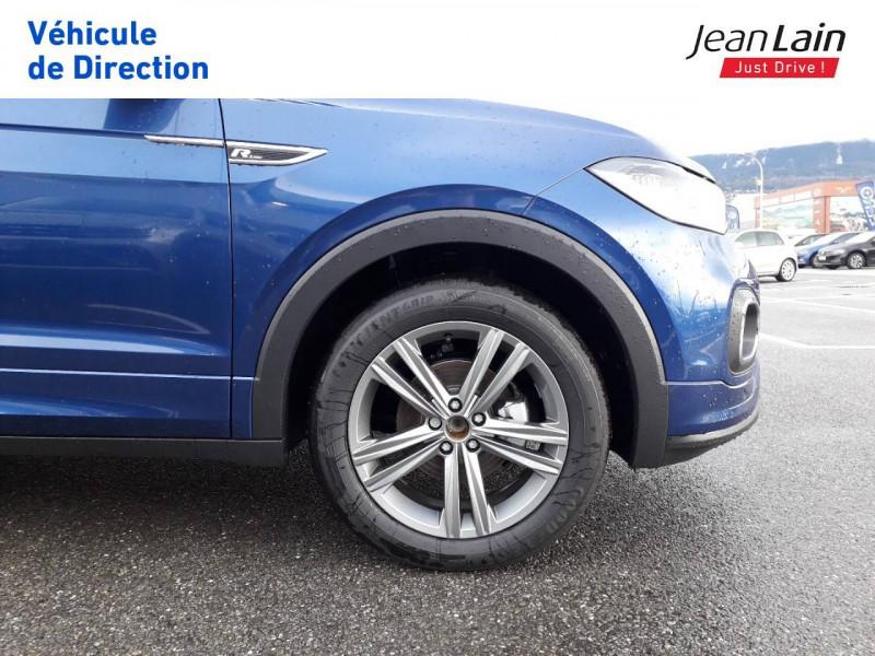 Volkswagen T-cross T-Cross 1.0 TSI 115 Start/Stop DSG7 R-Line 5p Bleu occasion à Ville-la-Grand - photo n°9