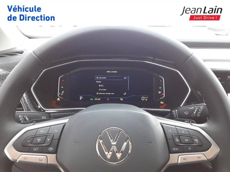 Volkswagen T-cross T-Cross 1.0 TSI 115 Start/Stop DSG7 R-Line 5p Bleu occasion à Ville-la-Grand - photo n°12