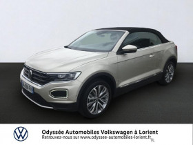 Volkswagen T-Roc Cabriolet occasion à Lanester