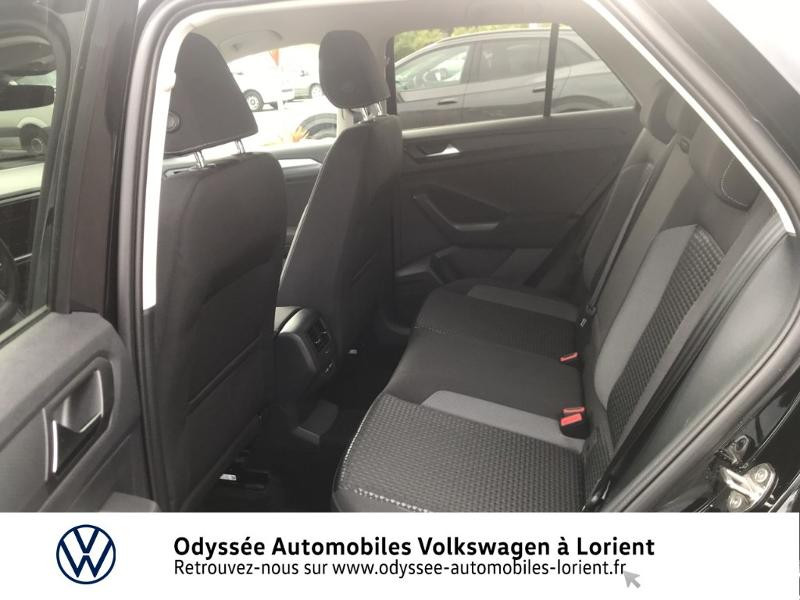 Volkswagen T-Roc 1.0 TSI 110ch Active Noir occasion à Lanester - photo n°11